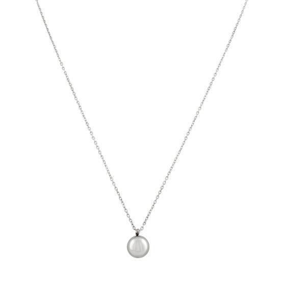 Halsband-silver-star